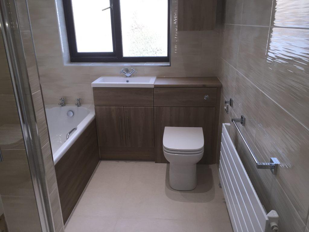 Fitted Bathroom Furniture Ibathroom Solutions