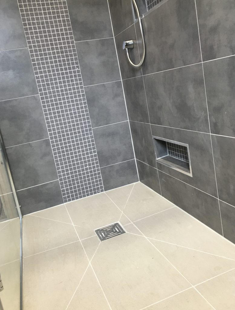 Wet Room Floors Envelope Tile Cut Ibathroom Solutions