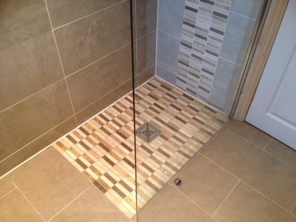 Showers Trays Mosaic Wet Room Floors Ibathroom Solutions